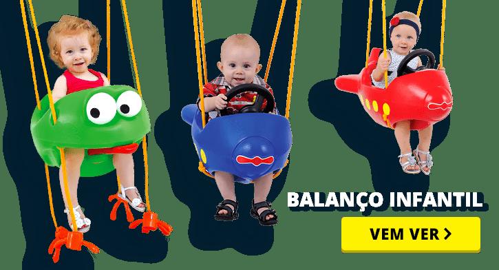 Vamos Brincar - Balancos