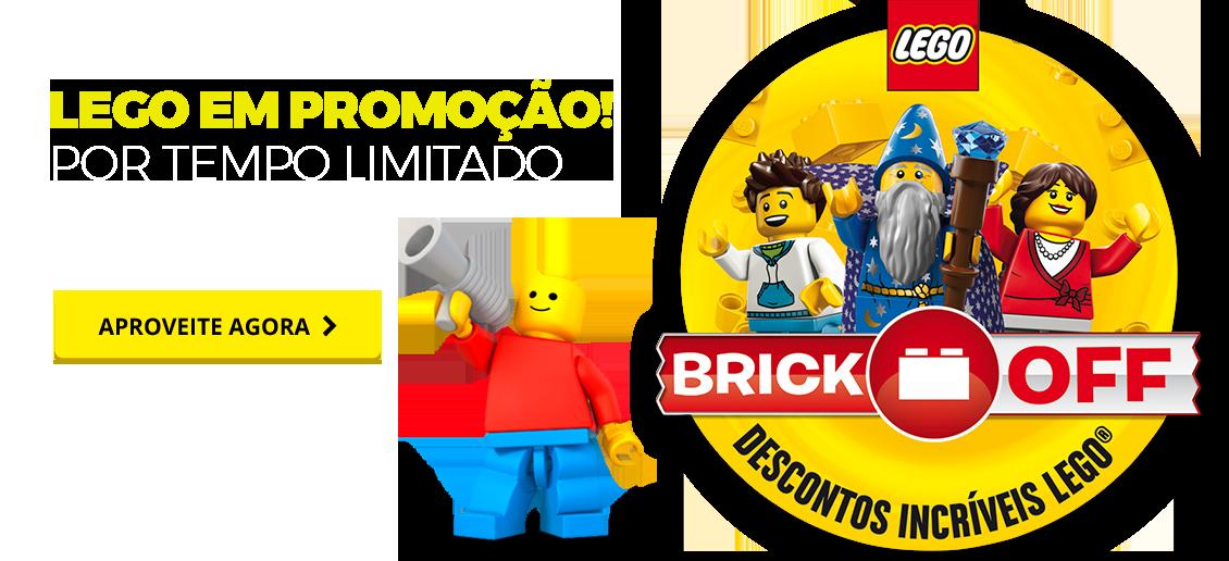 Vamos Brincar - Promocao LEGO