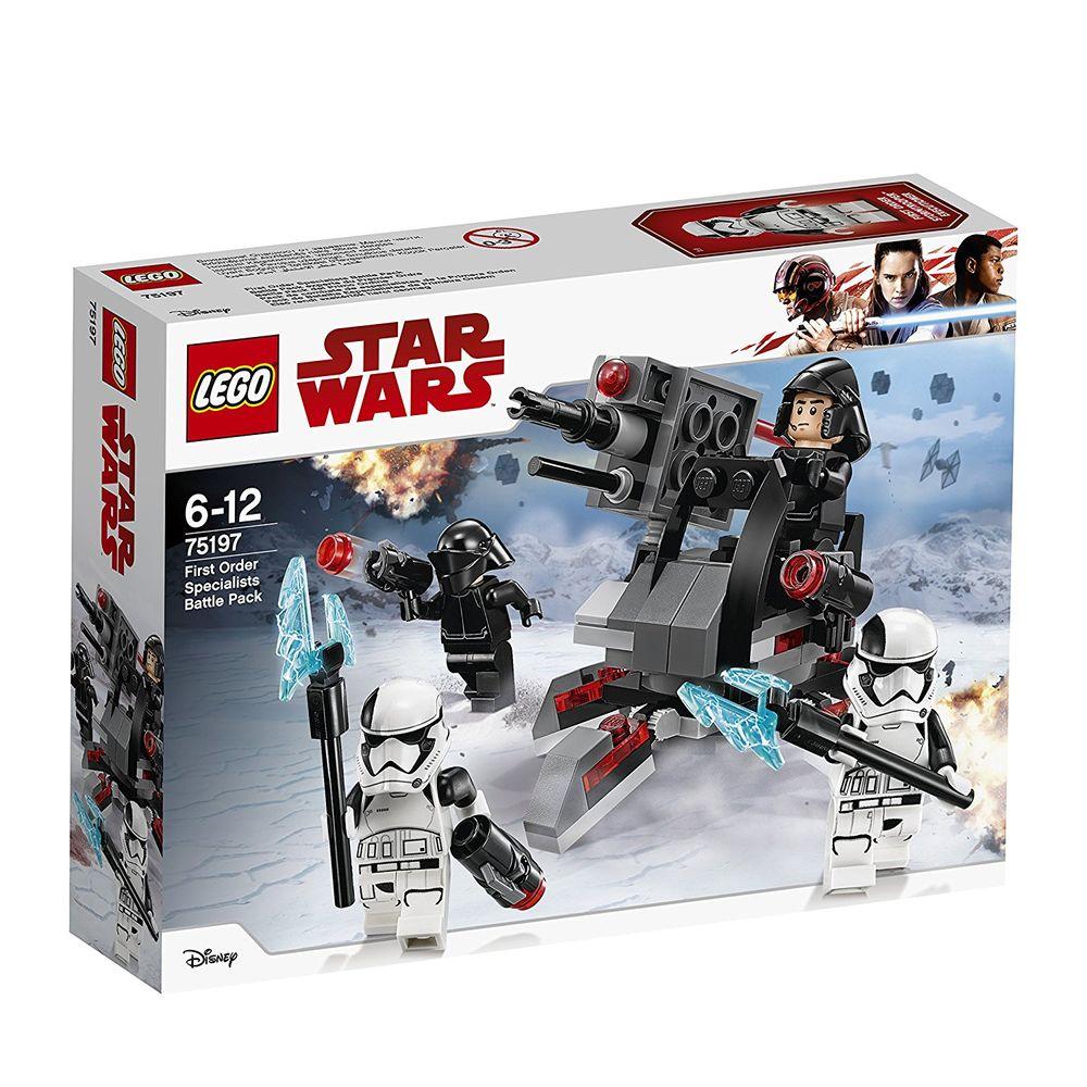 eebbc7e9bd1a 75197 Lego Star Wars - Pack de Combate Especialistas da Primeira ...