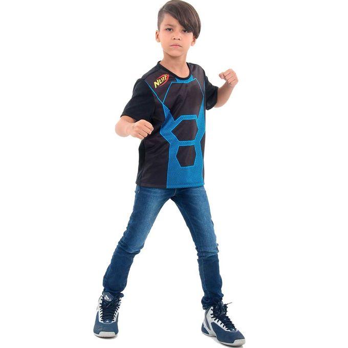 camiseta-nerf-azul-com-crianca