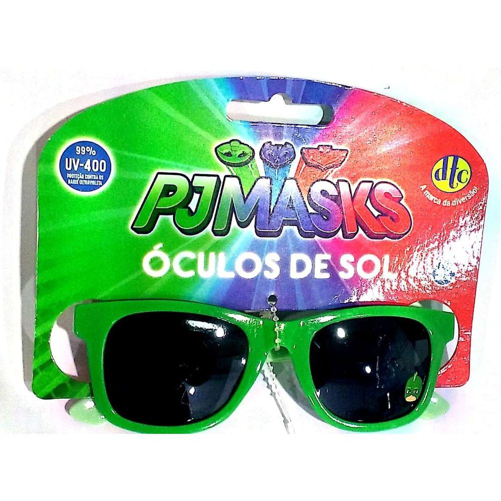 c11ac33b5 Pj Masks - Óculos de Sol - Lagartixo - Dtc - MP Brinquedos