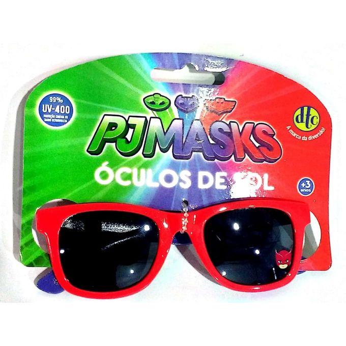 a6c5aeea08423 Pj Masks - Óculos de Sol - Corujita - Dtc - MP Brinquedos