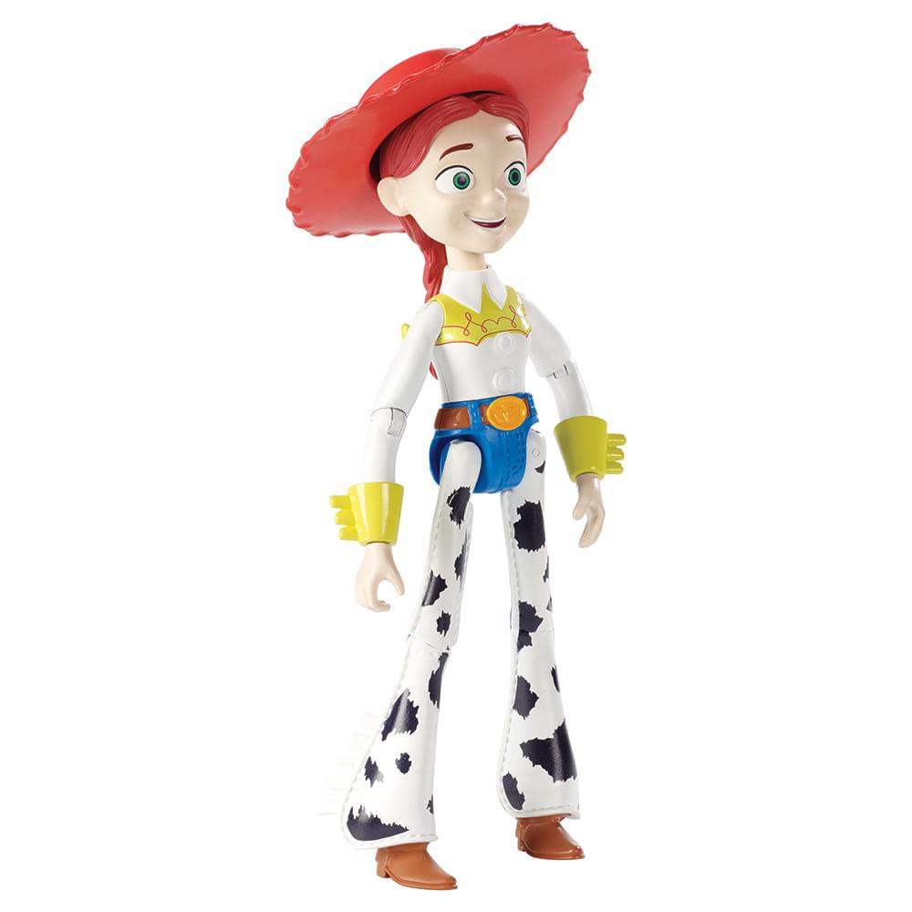Toy Story - Figura Básica - Jessie Frx13 - MP Brinquedos a6504d612b0