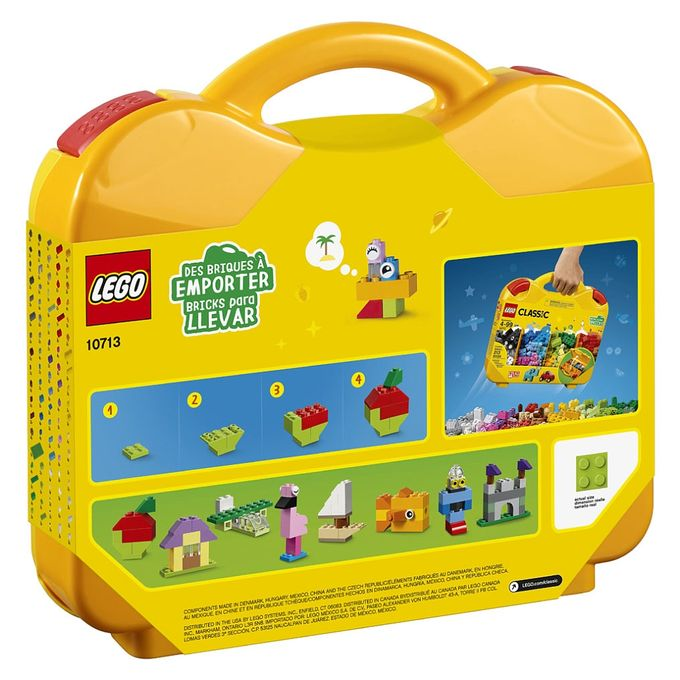 10713 Lego Classic - Maleta da Criativ...