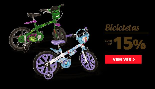 50 Anos - Categoria Bicicletas