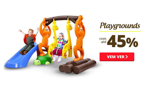 50 Anos - Playgrounds