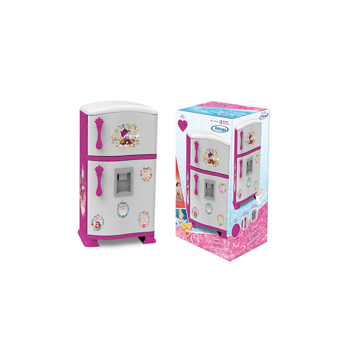 Geladeira Infantil Refrigerador Pop Princesas Disney - Xalingo - XALINGO