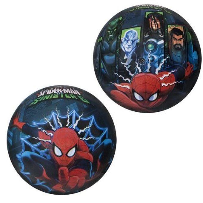 bola-de-vinil-homem-aranha-conteudo