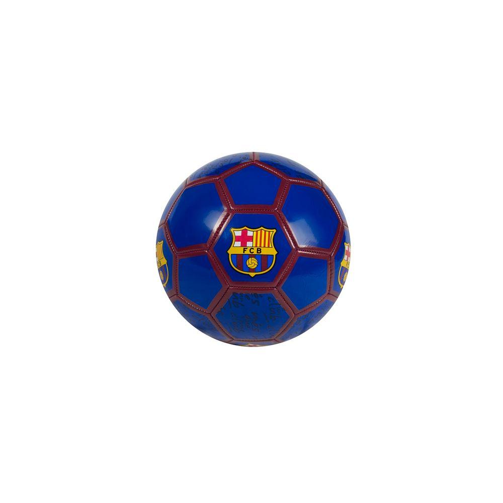 Bola de Futebol Barcelona Oficial - Azul vermelha - MP Brinquedos 2d3a4f1d8b1d5