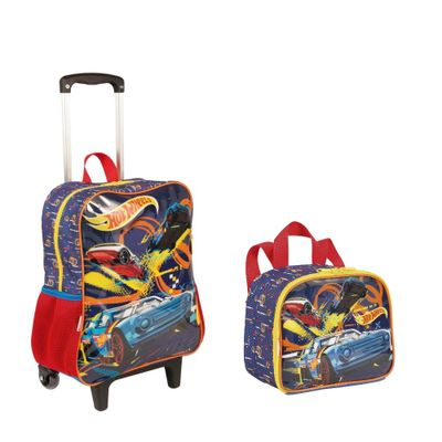 kit-mochila-e-lancheira-hot-wheels-conteudo