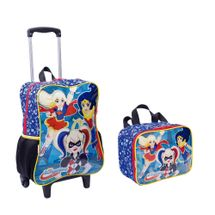 kit-mochila-e-lancheira-dc-super-hero-girls-conteudo