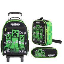 kit-mochila-com-rodinhas-lancheira-e-estojo-minecraft-conteudo