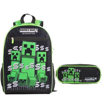 kit-mochila-e-estojo-minecraft-conteudo