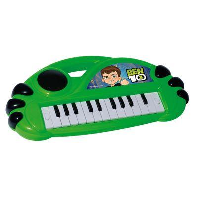 piano-infantil-ben-10-conteudo