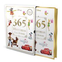 livro-365-historias-para-dormir-disney-luxo-com-cd-conteudo