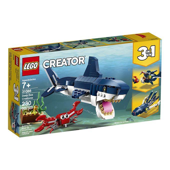 31088 Lego Creator - Criaturas do Fund...
