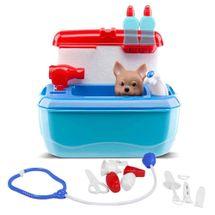 maleta-doutor-canino-azul-vermelha-conteudo