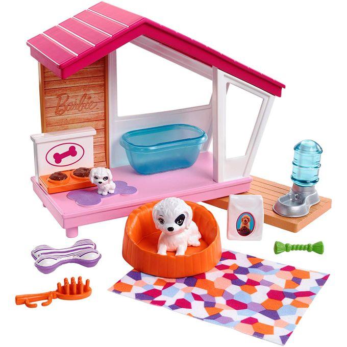 bf2697264e Barbie Real - Móveis Básicos - Casa do Cachorro Fxg34 - MP Brinquedos