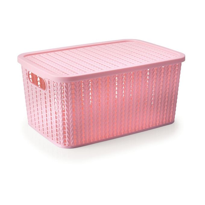 caixa-trama-rosa-com-tampa-47l-conteudo