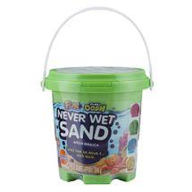 areia-magica-never-wet-verde-embalagem
