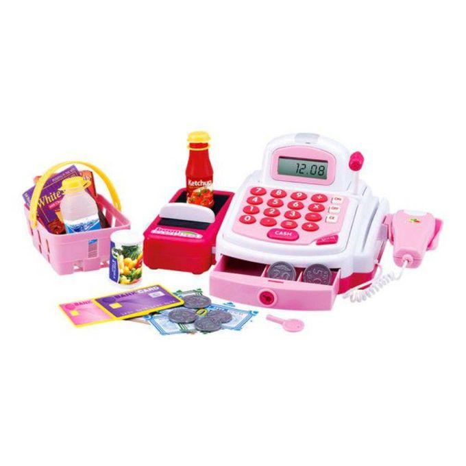 caixa-registradora-rosa-dm-toys-conteudo
