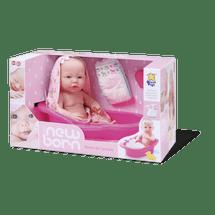 new born banho de carinho embalagem