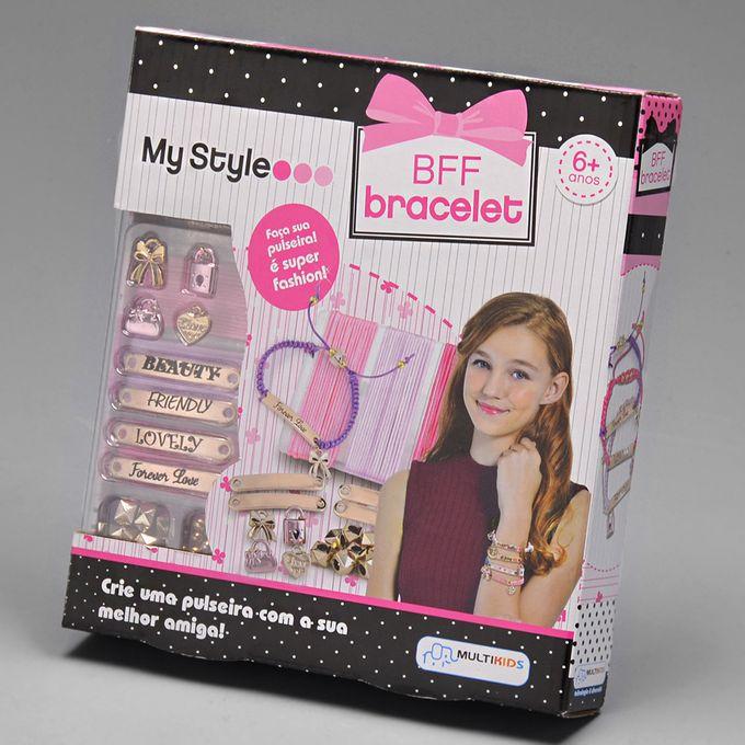 My Style - Kit de Pulseiras Bff - MULTI KIDS