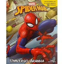 livro-12-miniaturas-homem-aranha-conteudo