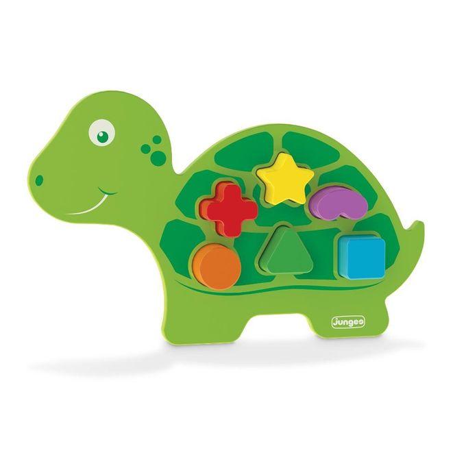 Animais Didáticos - Tartaruga Madeira - Junges - JUNGES