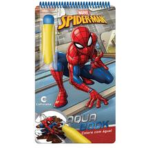 livro-aqua-book-homem-aranha-conteudo