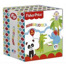 livro-fisher-price-com-6-livros-embalagem