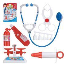 kit-medico com 7 peças conteudo