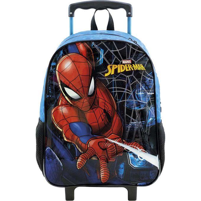 mochila-com-rodinhas-homem-aranha-conteudo