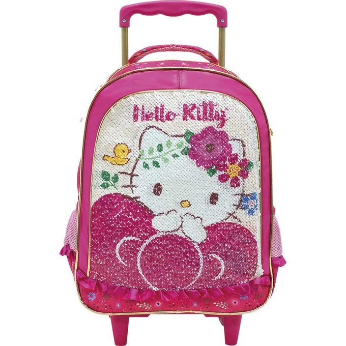 mochila-com-rodinhas-hello-kitty-magic-conteudo