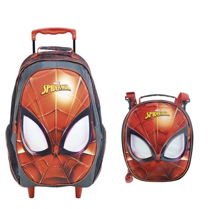 kit-mochila-e-lancheira-homem-aranha-masked-conteudo