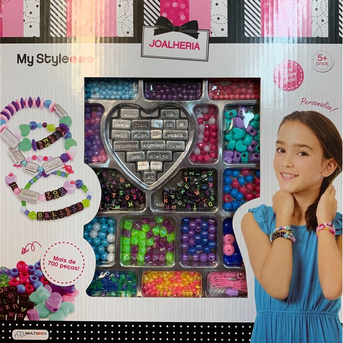 My Style - Joalheria - MULTI KIDS