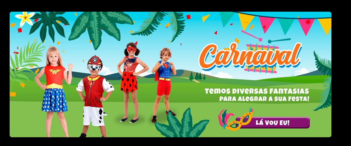 fantasias - carnaval