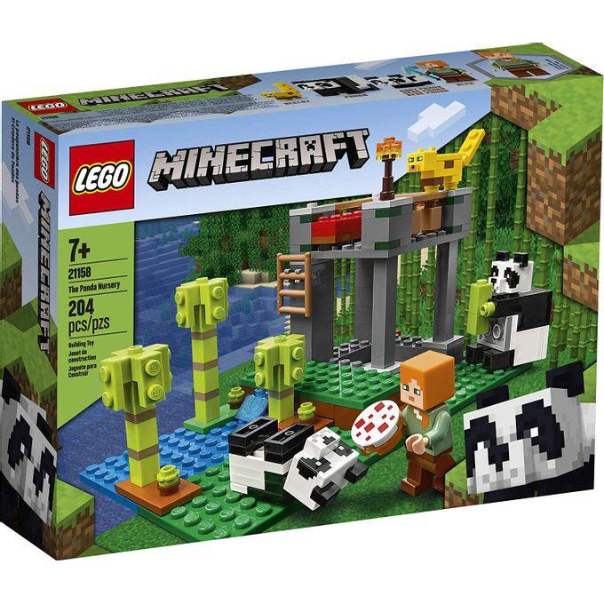 21158 Lego Minecraft - a Creche Dos Pa...