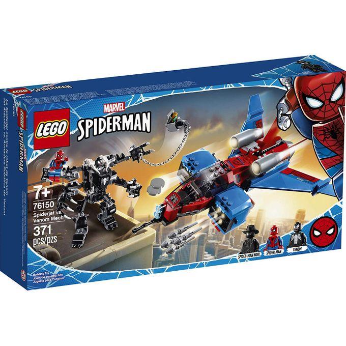 76150 Lego Super Heroes Homem Aranha -...