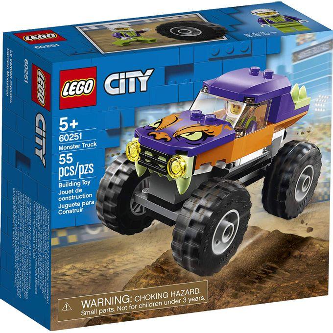 60251 Lego City - Caminhão Gigante - L...