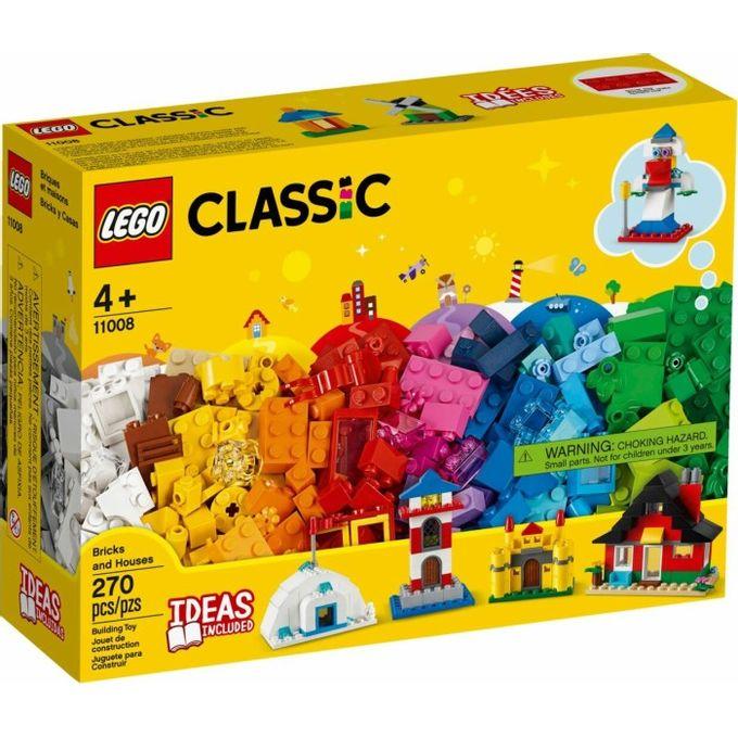 11008 Lego Classic - Blocos e Casas -...