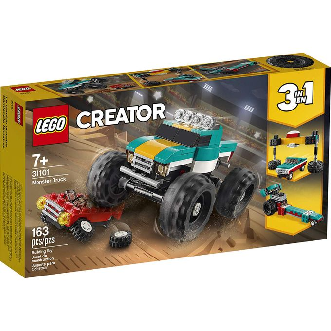 31101 Lego Creator - Caminhão Gigante...