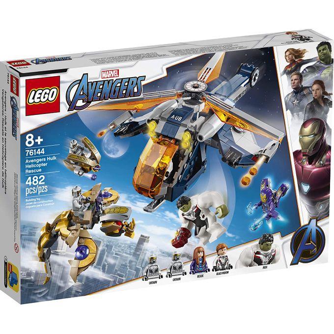 76144 Lego Super Heroes Vingadores - L...