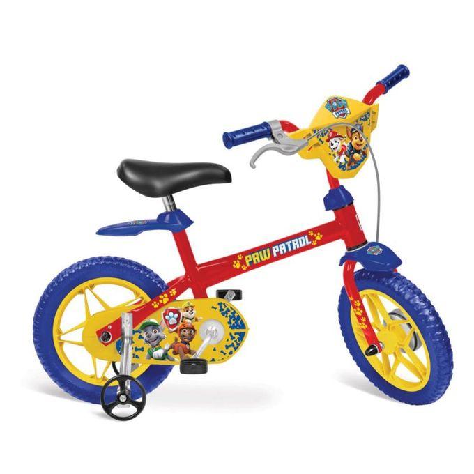 Bicicleta Aro 12 - Patrulha Canina - B...