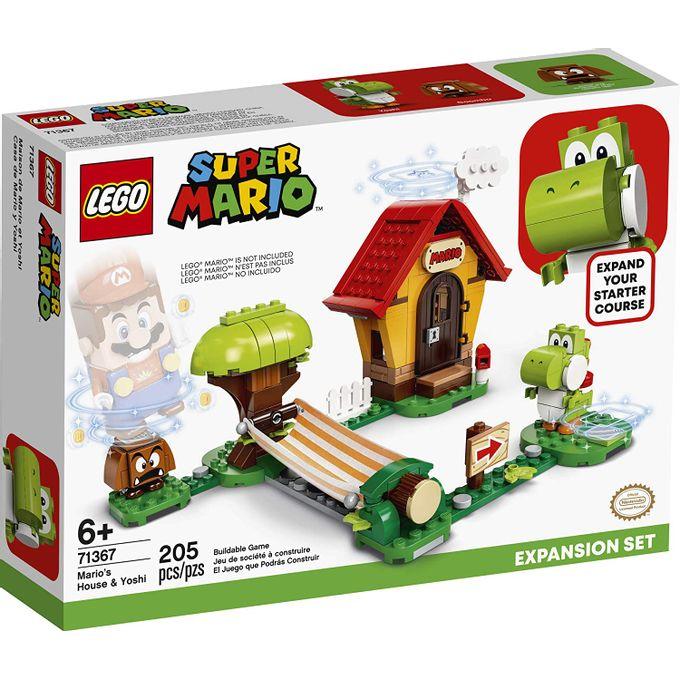 71367 Lego Super Mario - Casa de Mario...