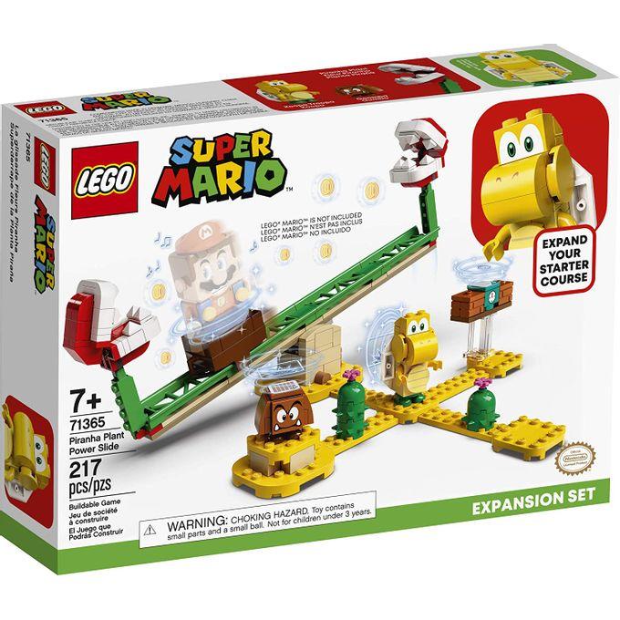 71365 Lego Super Mario - Derrapagem da...