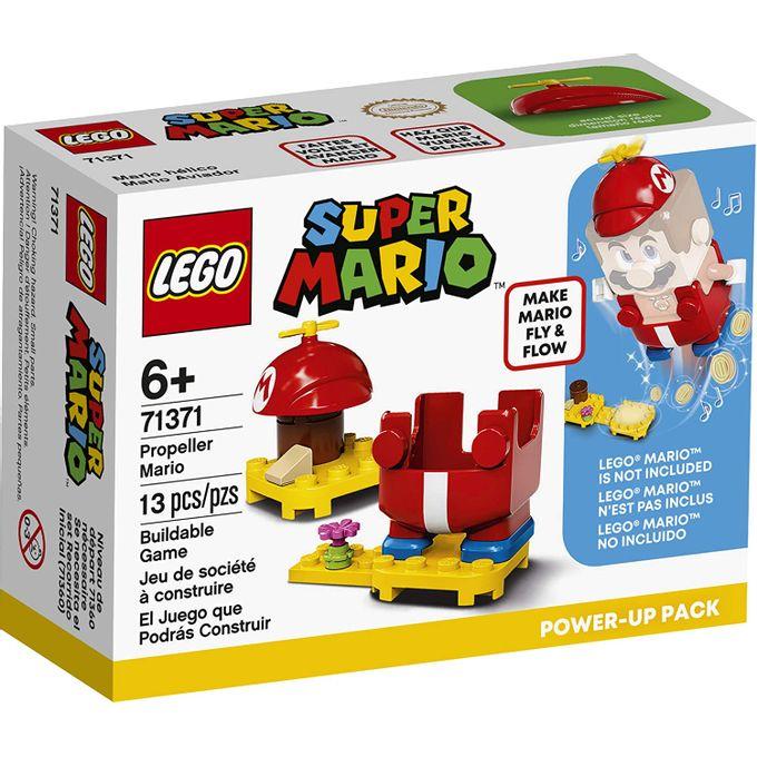 71371 Lego Super Mario - Mario de Héli...