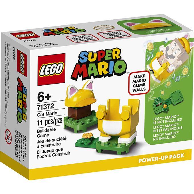 71372 Lego Super Mario - Mario Gato -...