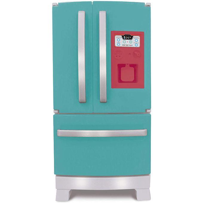 Geladeira Infantil Refrigerador Side By Side Mini Chef Fun - Xalingo - XALINGO