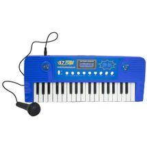 teclado-eletronico-microfone-azul-conteudo